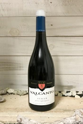 Rotwein Valcanto Syrah tinto
