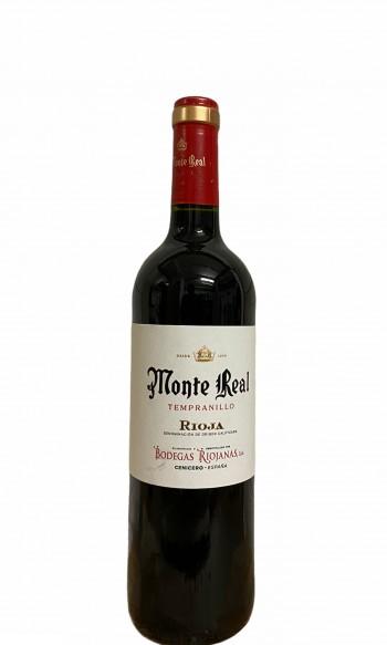 Rotwein Monte Real TempranilloTinto