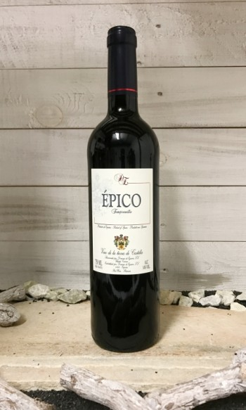 Rotwein Epico tinto
