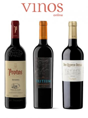 Rotweinpaket Premium