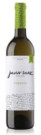 Javier Sanz Verdejo blanco