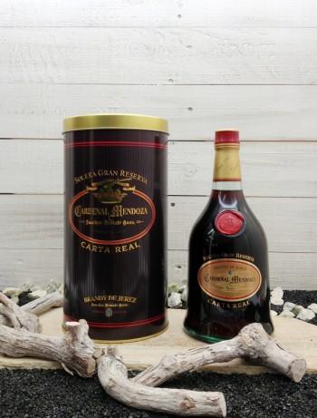 Brandy Carta Real Cardenal Mendoza Gran Reserva