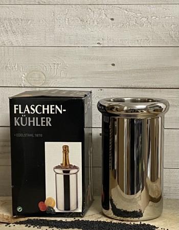 Flaschenkühler aus Edelstahl