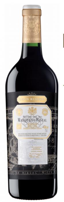 Rotwein Marques de Riscal Gran Reserva tinto
