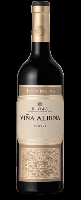 Rotwein Vina Albina Reserva Tinto
