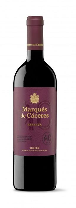 Rotwein Marques de Caceres reserva tinto