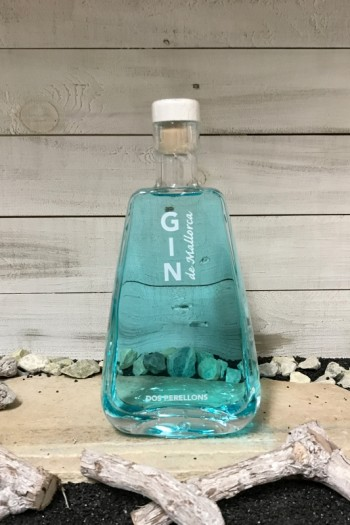 Gin de Mallorca azul