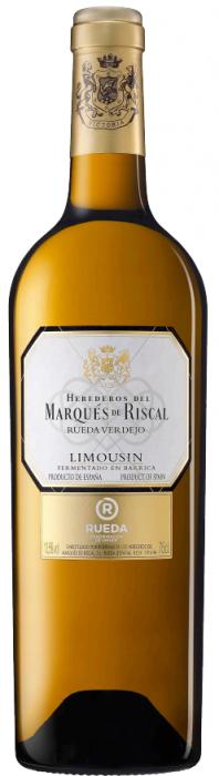 Weißwein Marques de Riscal Limousin Barrica blanco