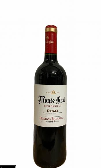 Monte Real Tempranillo Tinto Rotwein