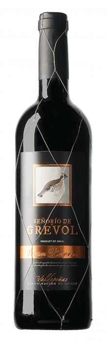 Rotwein Senorio de Grevol Gran Reserva tinto