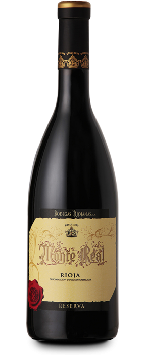 Rotwein Monte Real Reserva Tinto