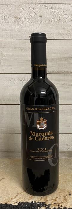 Rotwein Marques de Caceres Gran Reserva tinto