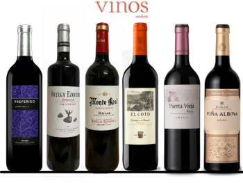 Rioja Paket Rotwein