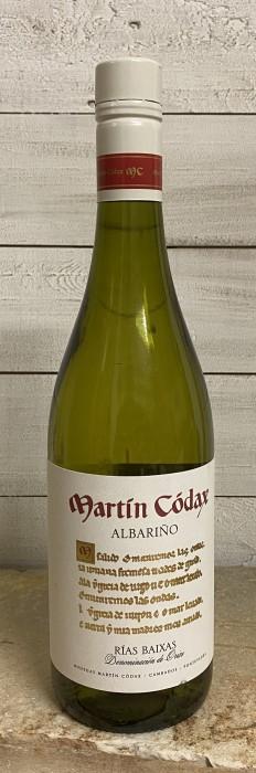 Weißwein Albarino Martin Codax