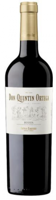 Rotwein Don Quintin Ortega tinto