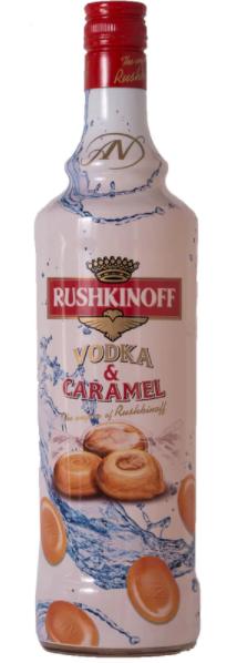 Rushknoff Vodka Caramel