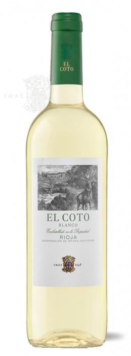 Weißwein El Coto blanco
