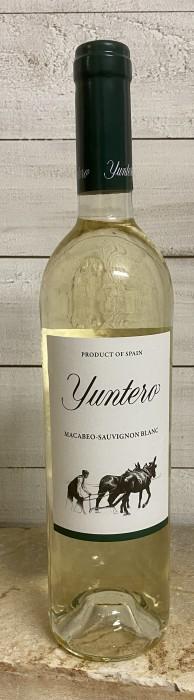Weißwein Yuntero Weißwein blanco