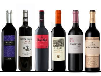 Rotwein Riojapaket