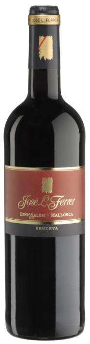 Rotwein Jose Ferrer tinto aus Mallorca Binissalem