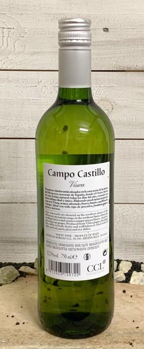 Weißwein Campo Castillo blanco