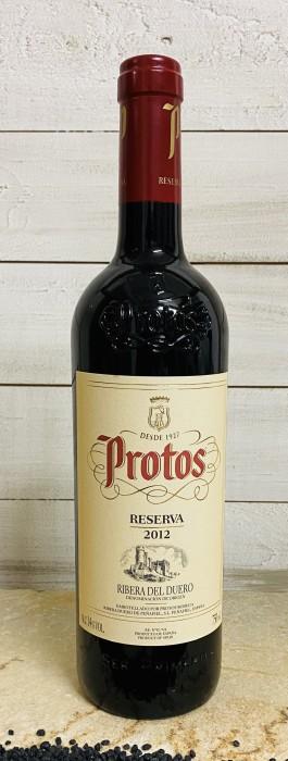 Rotwein Protos Reserva