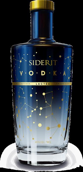 Vodka Siderit Lactee