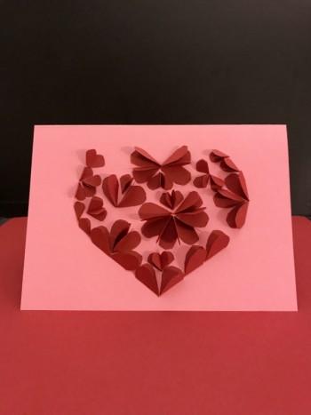 Glückwunschkarte Valentinstag