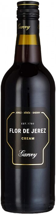 Sherry Flor de Jerez Cream Garvey
